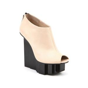 United Nude Ultra Rockefeller leather bootie